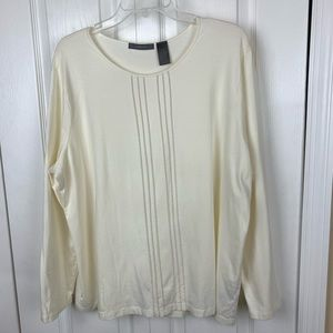 Liz Claiborne Long Sleeve Tee